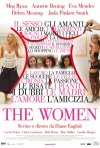 La locandina italiana di The Women