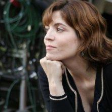 La regista Agnes Jaoui