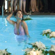 Megan Fox in una scena del film How to Lose Friends and Alienate People