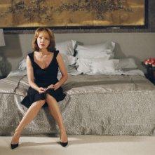 Nathalie Baye in una scena del film Cliente