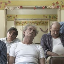 Un'immagine del film El artista