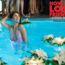 Un wallpaper del film How to Lose Friends and Alienate People con Megan Fox