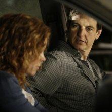 William Mapother durante una scena dell'episodio 'Paradise' della serie tv Criminal Minds