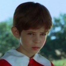 Il piccolo Robbie Kay nei panni di Pinocchio