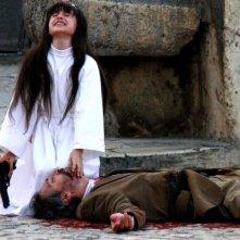 Un'immagine del film La siciliana ribelle