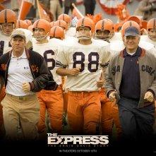 Un wallpaper del film The Express con Dennis Quaid