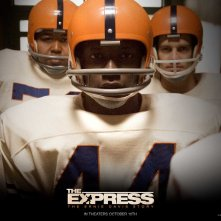 Un wallpaper del film The Express con Rob Brown