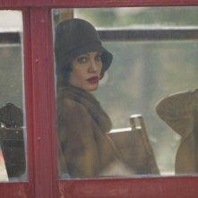 Angelina Jolie in una sequenza di Changeling diretto da Clint Eastwood