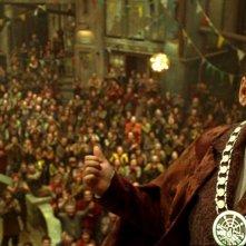 Bill Murray interpreta il sindaco Cole nel film City of Ember