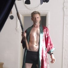 Callum Keith Rennie interpreta Ashby nell'episodio 'No Way To Treat A Lady' della seconda stagione di Californication