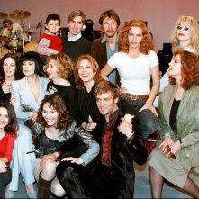 Il cast del serial Il bello delle donne