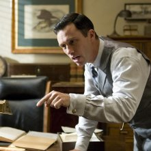 Jeffrey Donovan in una scena del film Changeling