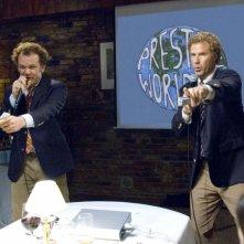 John C. Reilly e WIll Ferrell in un'immagine del film Fratellastri a 40 anni