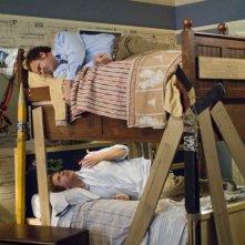 John C. Reilly e WIll Ferrell in una scena di Fratellastri a 40 anni