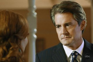 Kyle MaCLachlan nell'episodio 'Mirror, Mirror' della serie tv Desperate Housewives