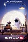 La locandina italiana di Wall-E