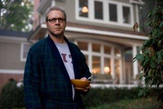 Russell Crowe è Ed Hoffman nel film Nessuna verità