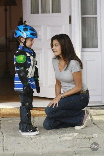 Teri Hatcher nell'episodio 'Back in Business' della serie Desperate Housewives