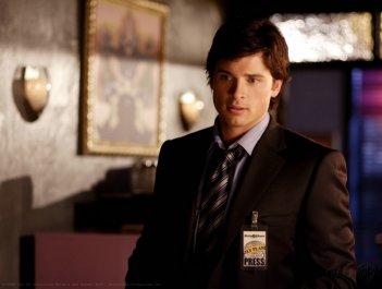 Tom Welling nell'episodio 'Toxic' della serie tv Smallville