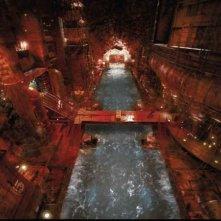 Un'immagine tratta dal film City of Ember