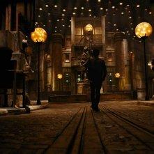 Una scena del film City of Ember