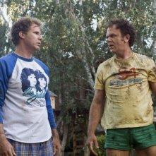 WIll Ferrell e John C. Reilly in un'immagine del film Fratellastri a 40 anni
