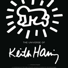 La locandina di The Universe of Keith Haring
