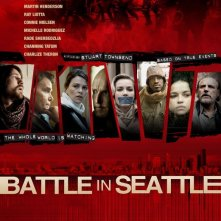 Nuovo poster per Battle in Seattle