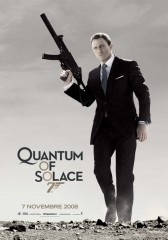 Quantum of Solace in streaming & download