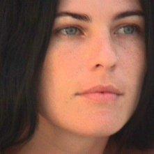 Solange Cousseau nella scena di un film