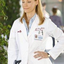 KaDee Strickland in una scena dell'episodio 'Nothing to talk about' della seconda stagione di Private Practice