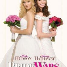 La locandina di Bride Wars