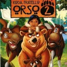 La locandina di Koda fratello orso 2