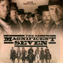 La locandina di The Magnificent Seven