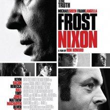 Poster inglese per Frost/Nixon