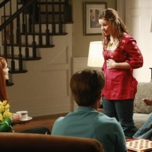 Desperate Housewives: Marcia Cross e Joy Lauren in una scena dell'episodio Kids Ain't Like Everybody Else