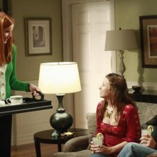 Desperate Housewives: Marcia Cross e Joy Lauren in una sequenza dell'episodio Kids Ain't Like Everybody Else