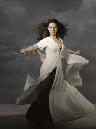 Bridget Regan in un'immagine promozionale di Legend of the Seeker