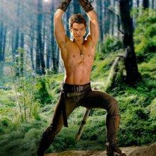 Craig Horner in un'immagine promozionale di Legend of the Seeker