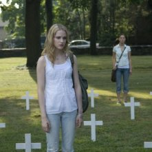 Evan Rachel Wood in un'immagine di Davanti agli occhi