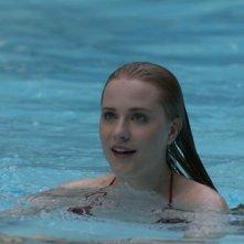 Evan Rachel Wood in una scena di Davanti agli occhi