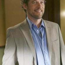 James Tupper nell'episodio 'The Building' della serie tv Samantha Chi?