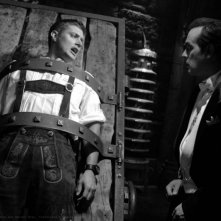 Jensen Ackles e Todd Stashwick in una scena dell'episodio Monster Movie di Supernatural