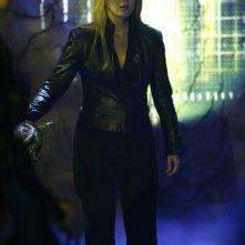 Jewel Staite nei panni della Dottoressa Keller nell'episodio 'Infection' della serie Stargate Atlantis