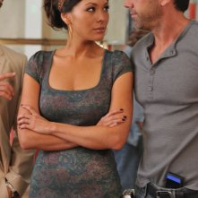 Lindsay Price e Carlos Ponche nell'episodio 'Chapter Ten: Let it Be' della serie tv Lipstick Jungle