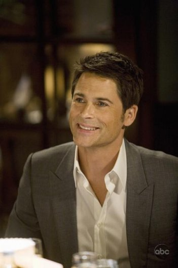 Rob Lowe nell'episodio 'You get what you need' della serie tv Brothers & Sisters
