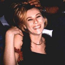 Una sorridente Solange Cousseau
