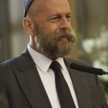 Bruce Willis in una scena del film What Just Happened?