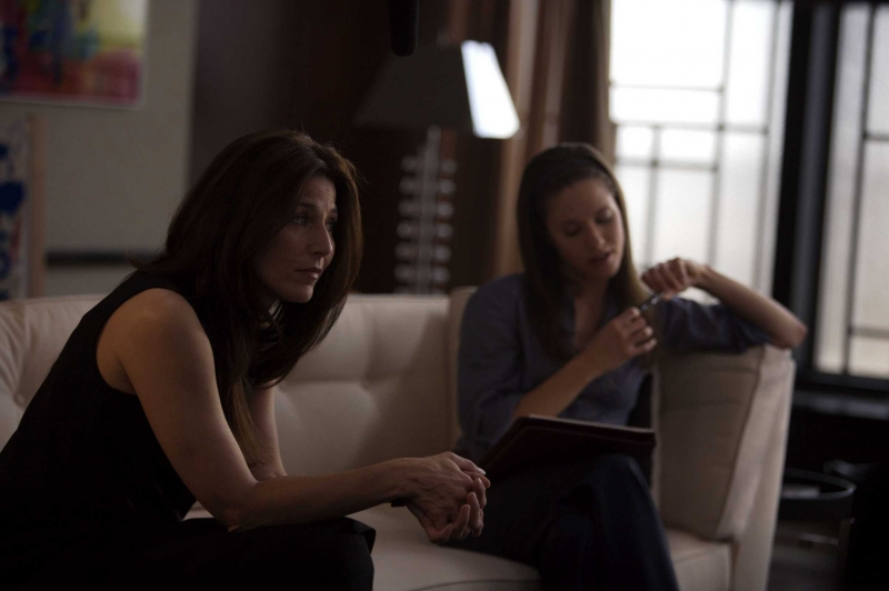 Catherine Keener Ed Emily Alpern In Una Scena Del Film What Just Happened 92691