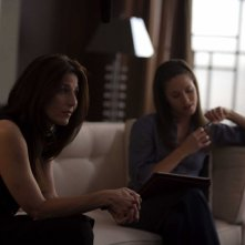 Catherine Keener ed Emily Alpern in una scena del film What Just Happened?